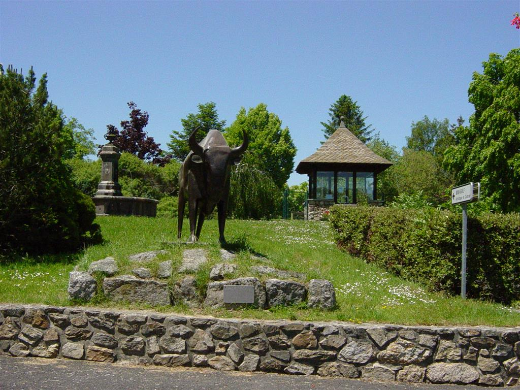 Mini-golf récréatif de Ruynes en Margeride-1