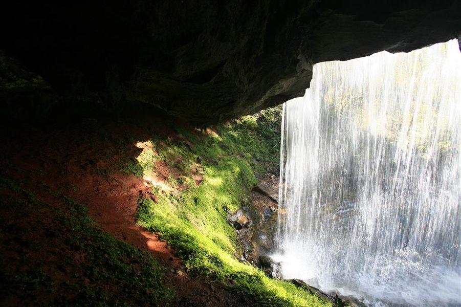 Waterfall of Capat-3