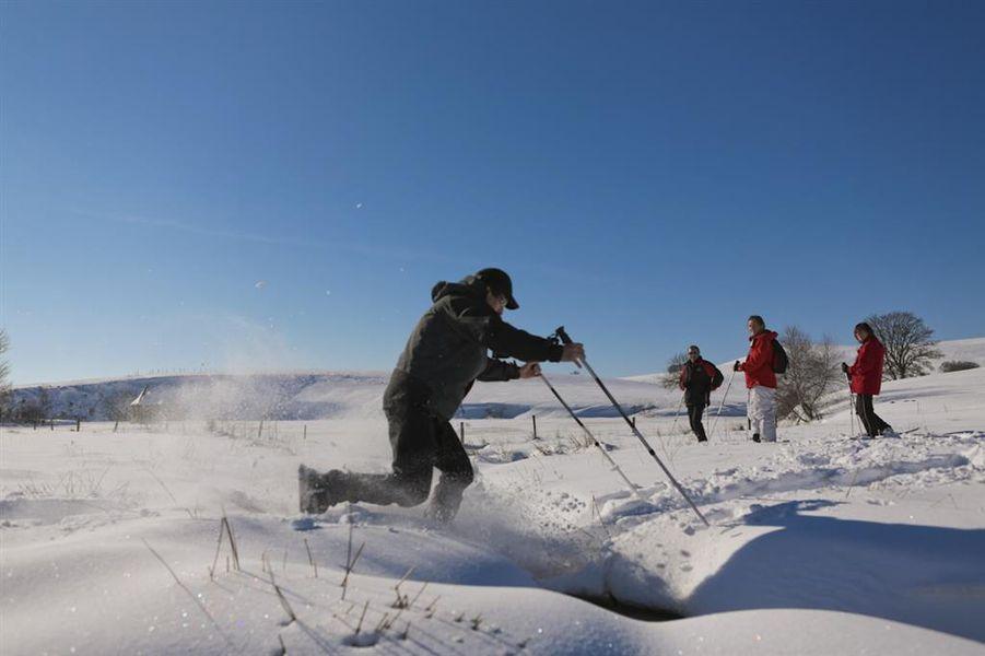 Plaisirs d'hiver au cœur du Massif-Cantalien-2