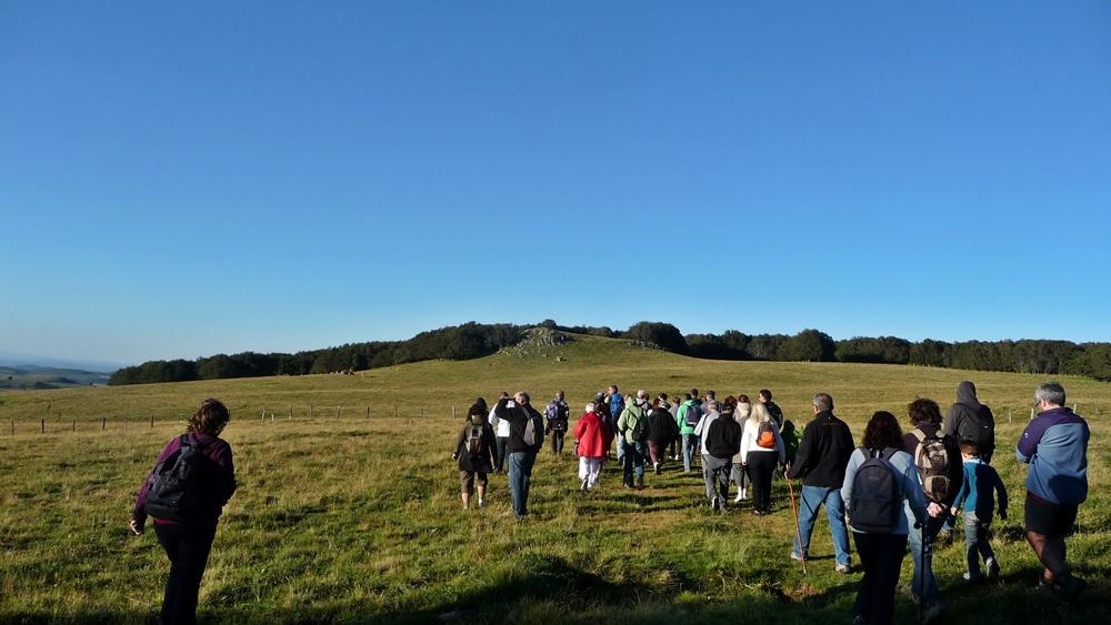 Walking and hiking : Accompagnateurs des Monts d'Aubrac-5