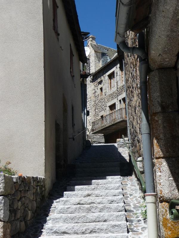 Saint-Urcize, beautiful heritage in Aubrac-7
