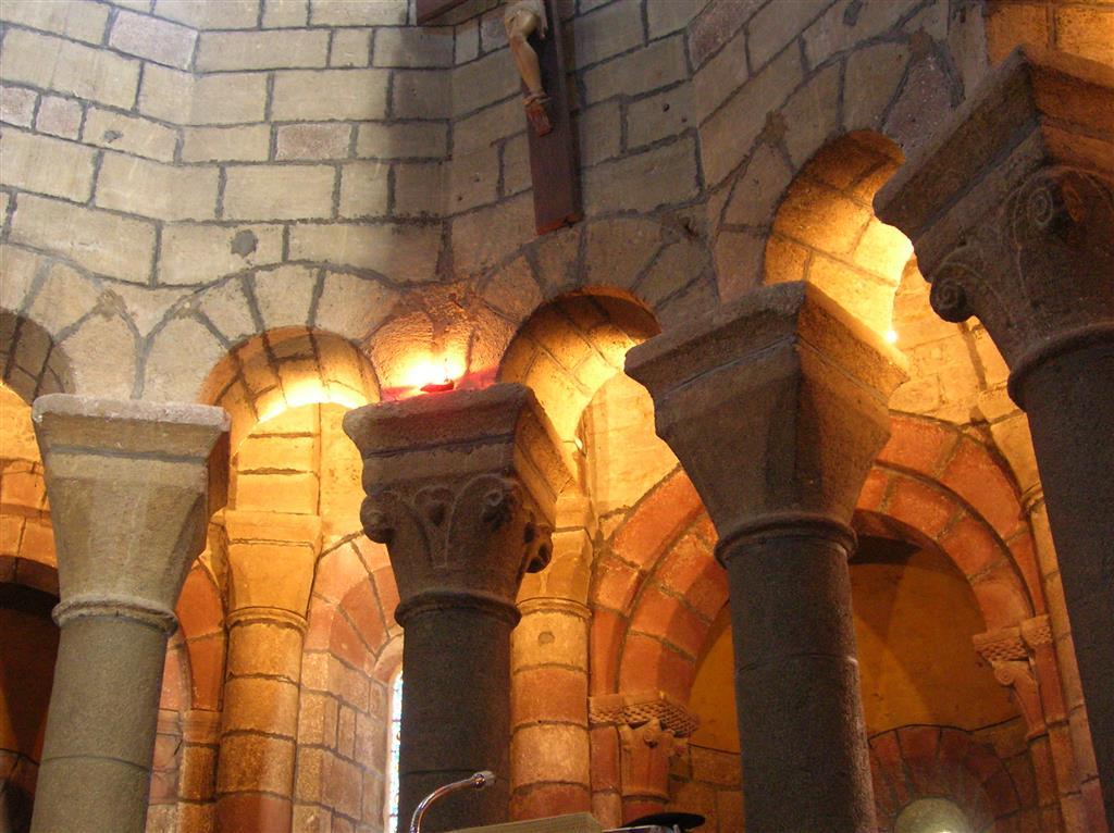 Roman church of Saint-Urcize-7