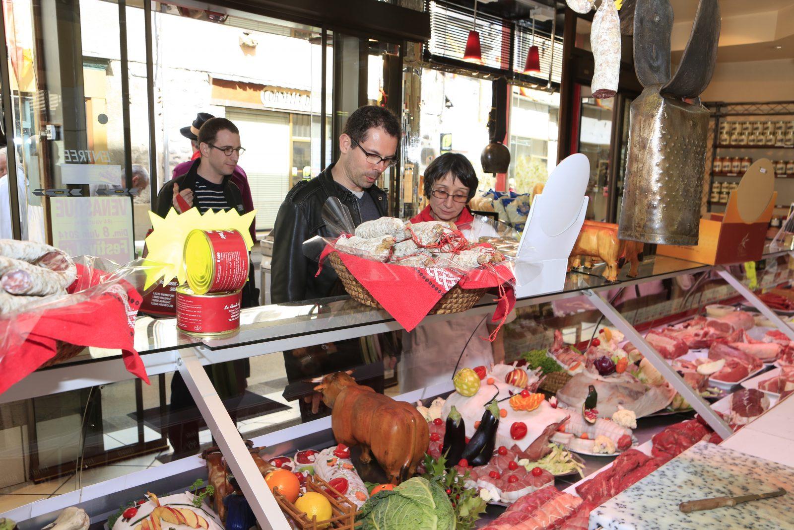 Butcher's shop Maison Joffrois-2