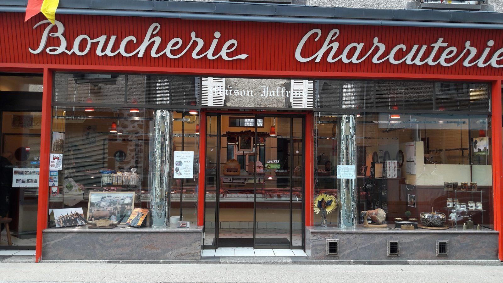 Butcher's shop Maison Joffrois-4
