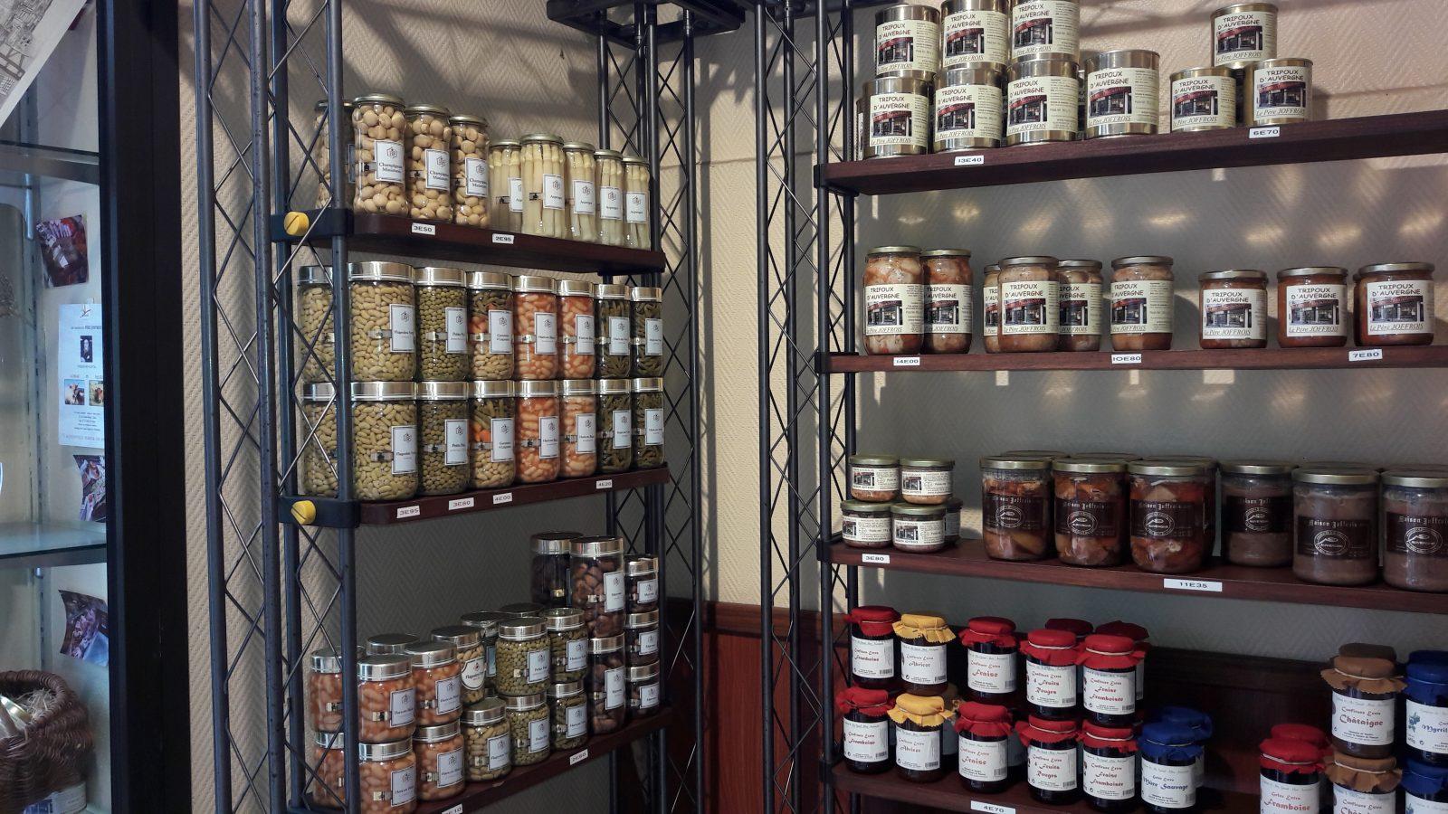 Butcher's shop Maison Joffrois-5