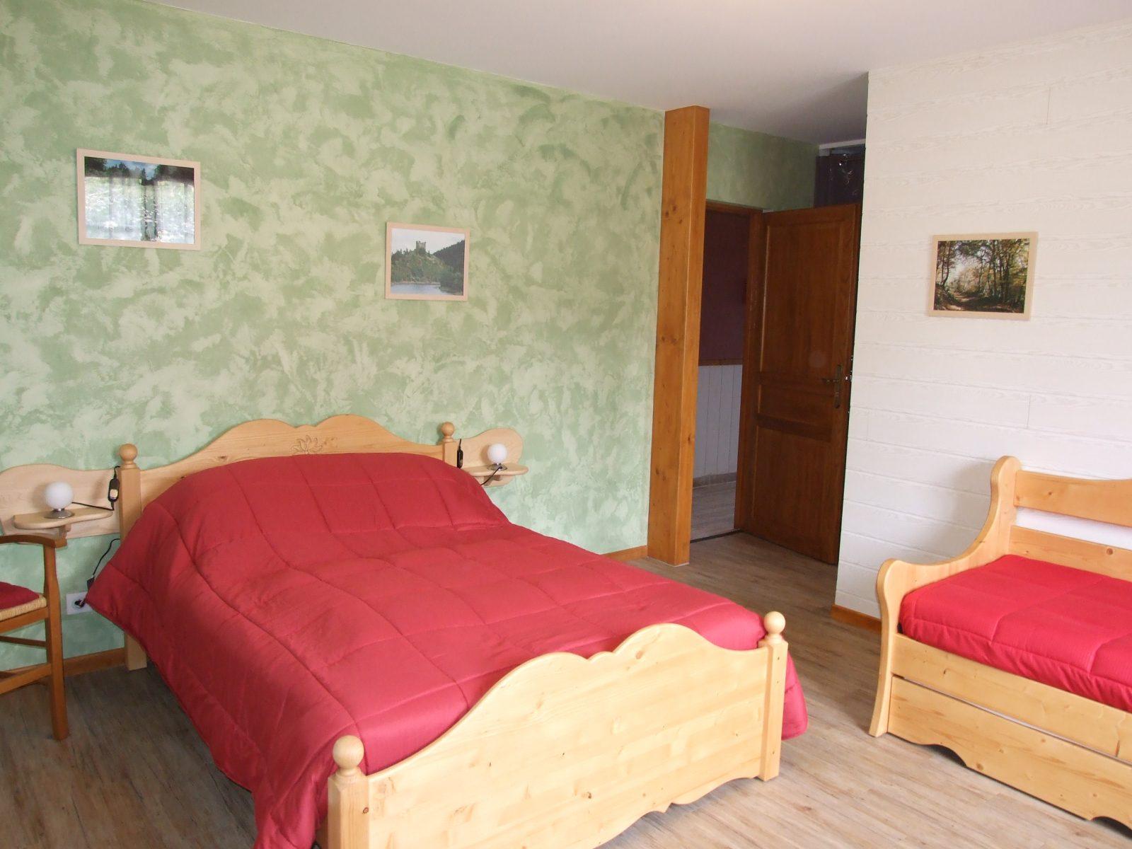 Auberge et chambres Les Volpilières-12
