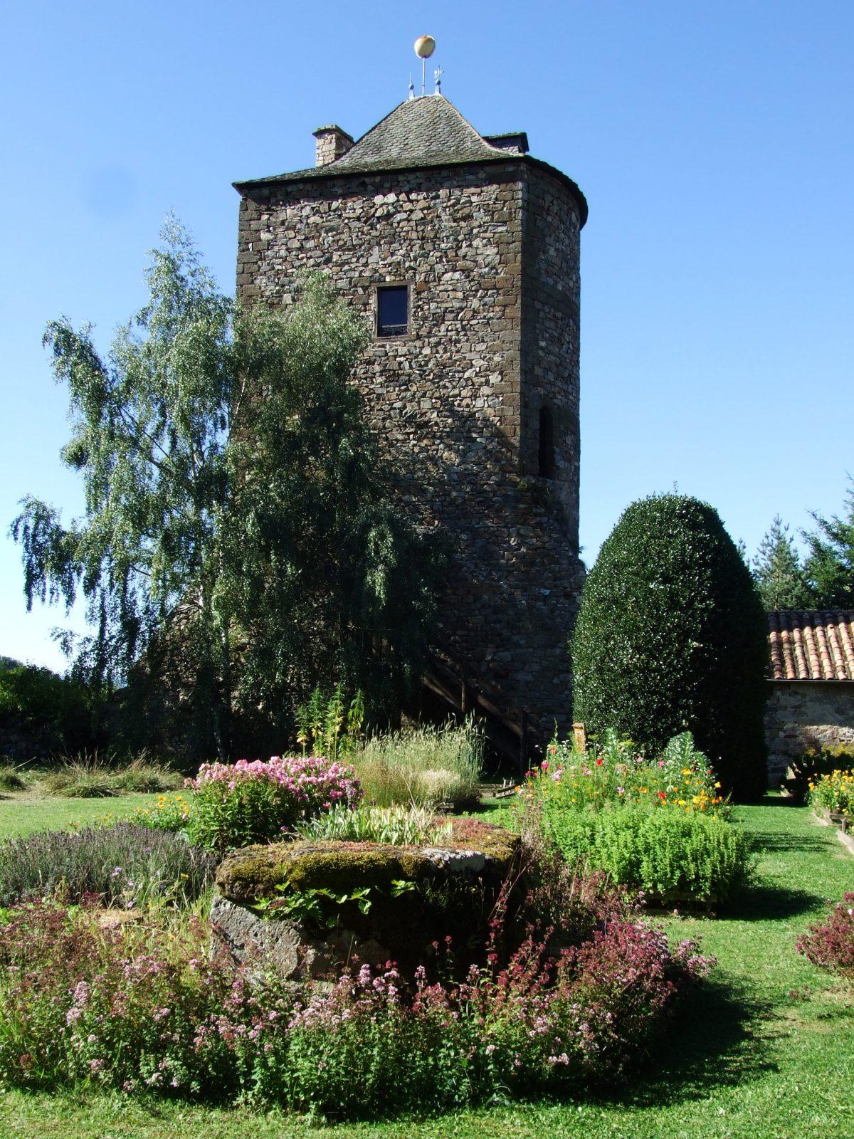 Jardin de Saint-Martin – Ecomusée de Margeride-3