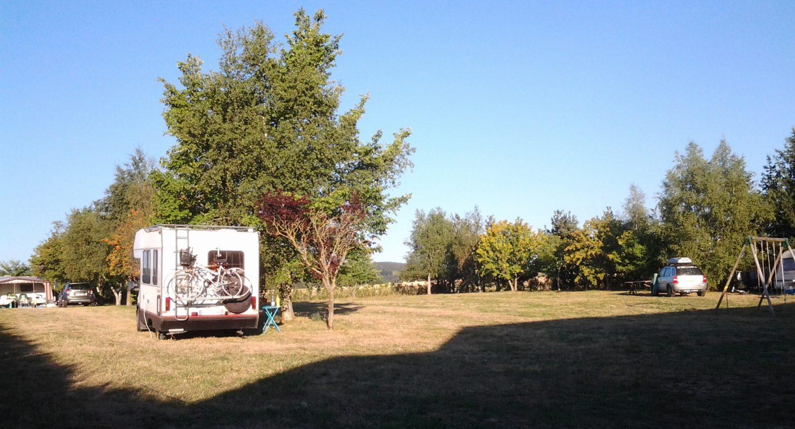 Camping à la ferme Rolland Eric-1