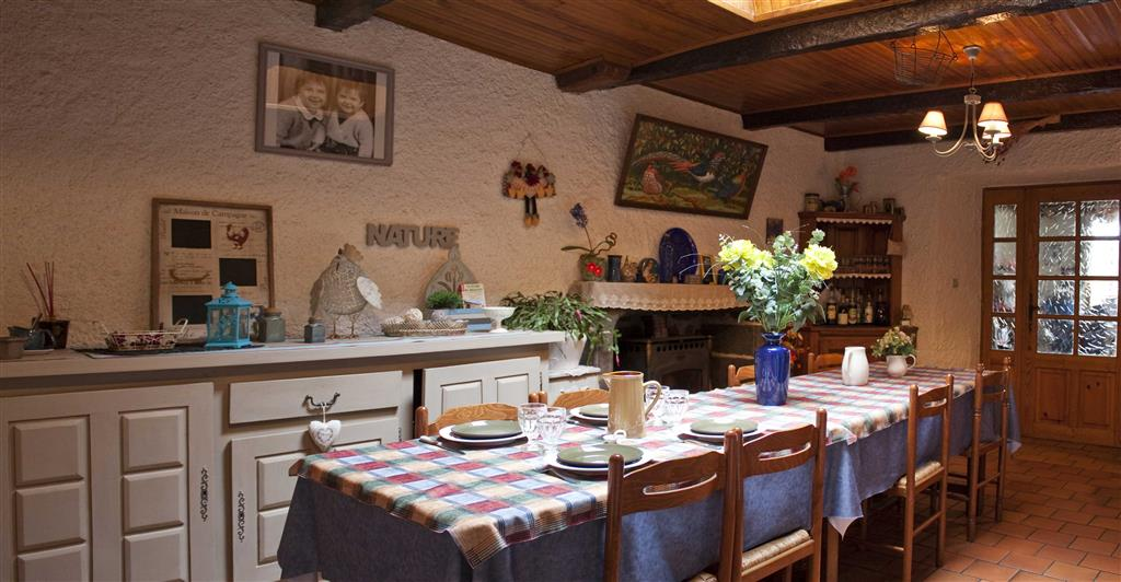 Ferme le Ruisselet – Chambres et table d'hôtes-11