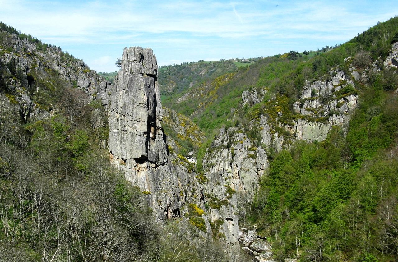 Bès river gorges-1