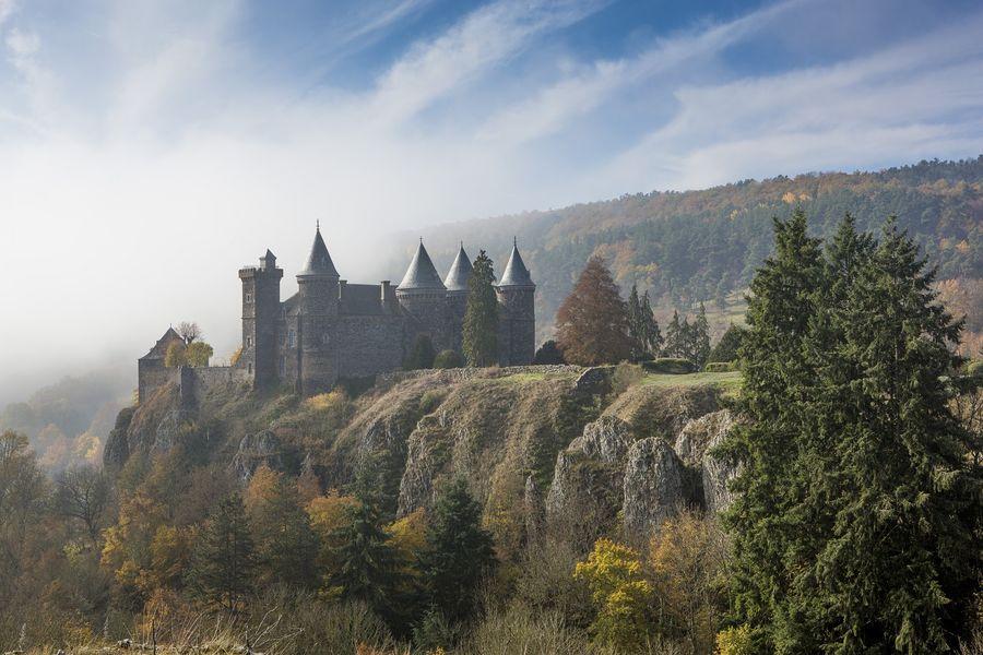 Sailhant Castle-1
