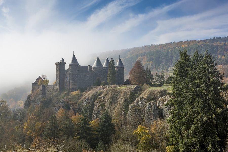 Sailhant Castle-2