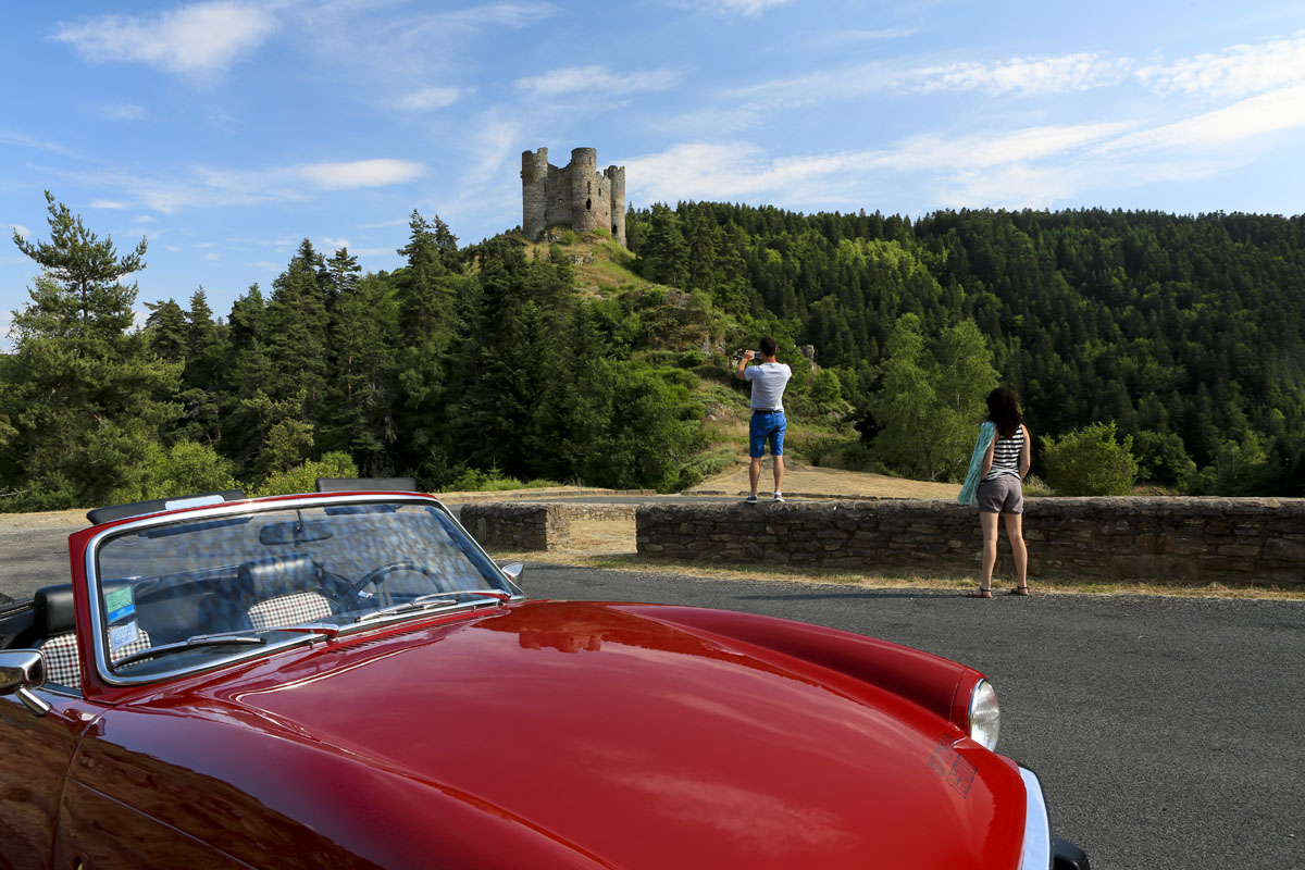 The Truyère Gorges Scenic Car Tours-1
