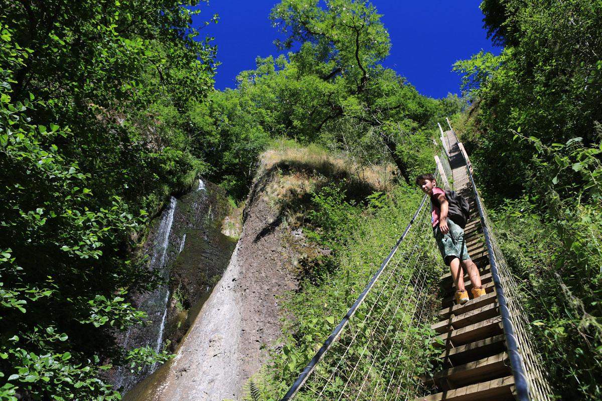 Waterfall of La Borie-1