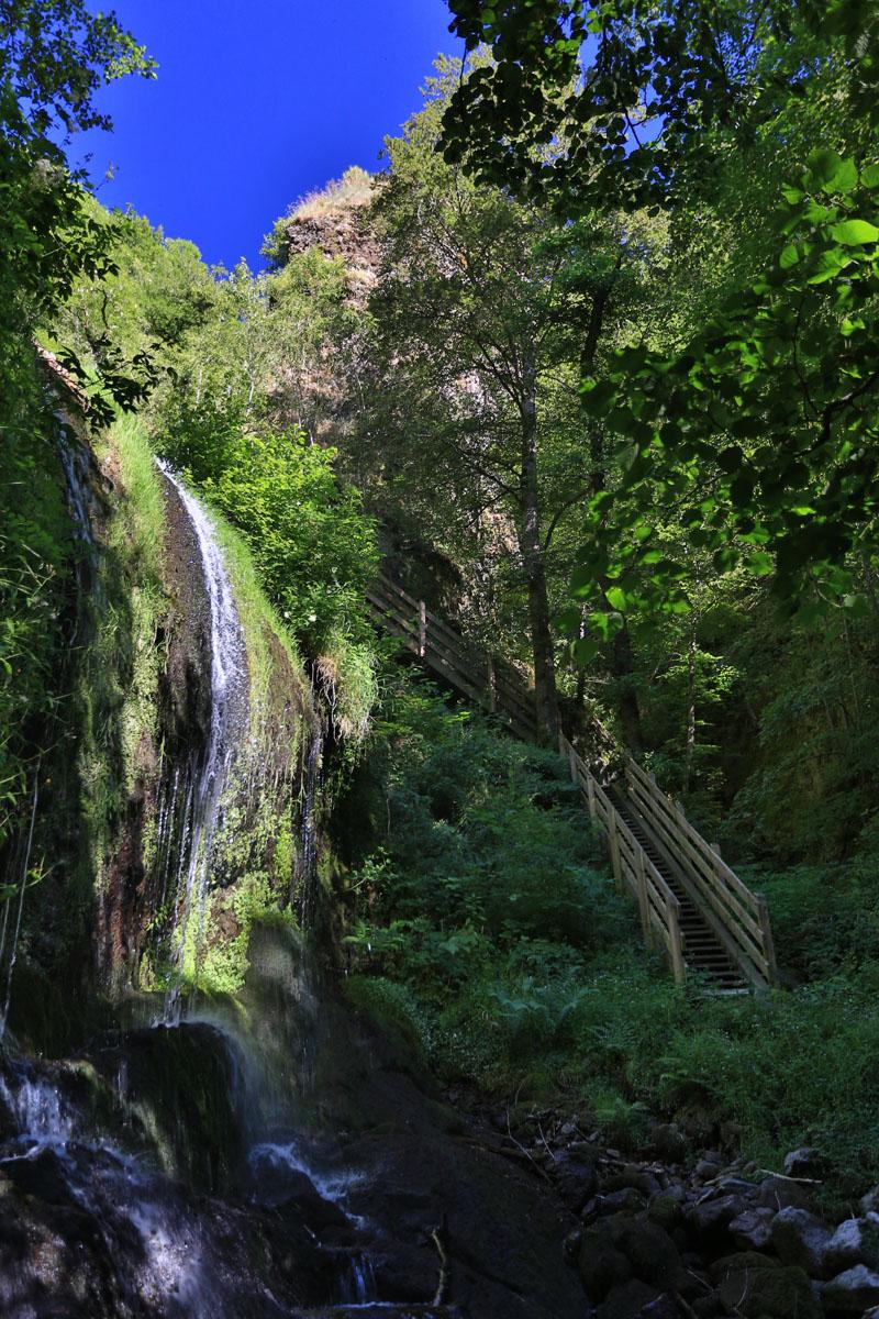Waterfall of La Borie-6