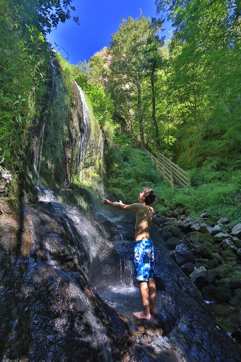 Waterfall of La Borie-5
