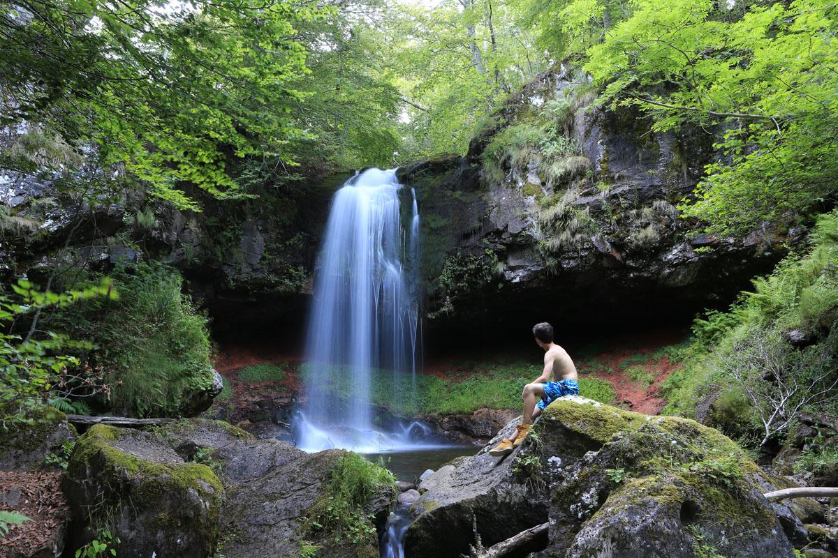 Waterfall of Capat-1