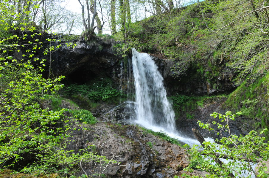 Waterfall of Borie-1