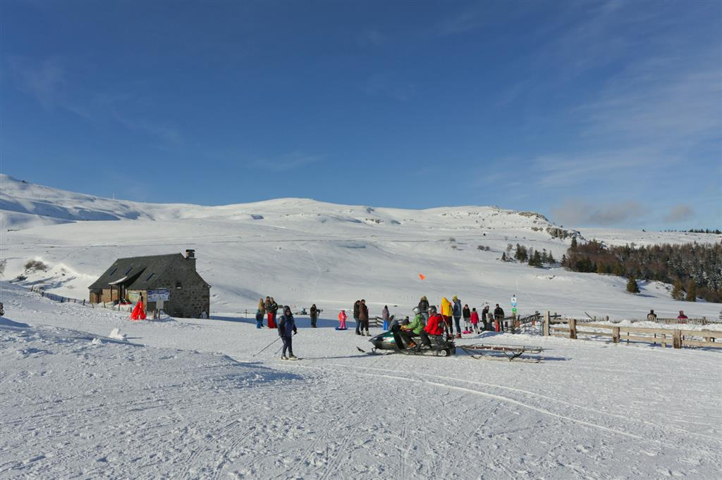 Prat de Bouc Haute Planèze Nordic Skiing Area-2