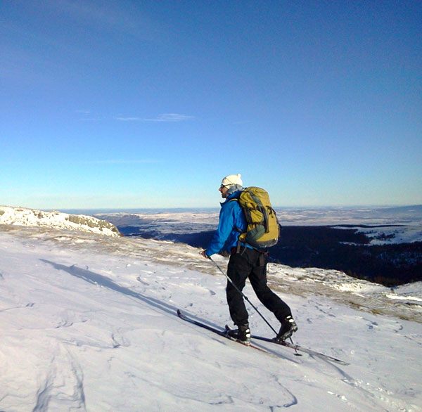 Prat de Bouc Haute Planèze Nordic Skiing Area-6