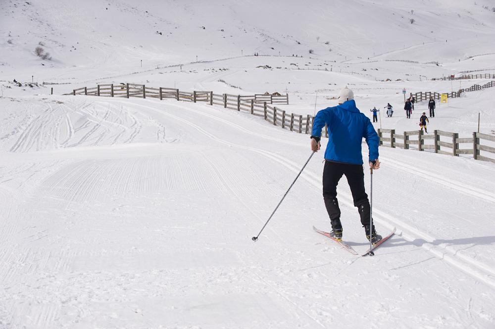 Prat de Bouc Haute Planèze Nordic Skiing Area-7
