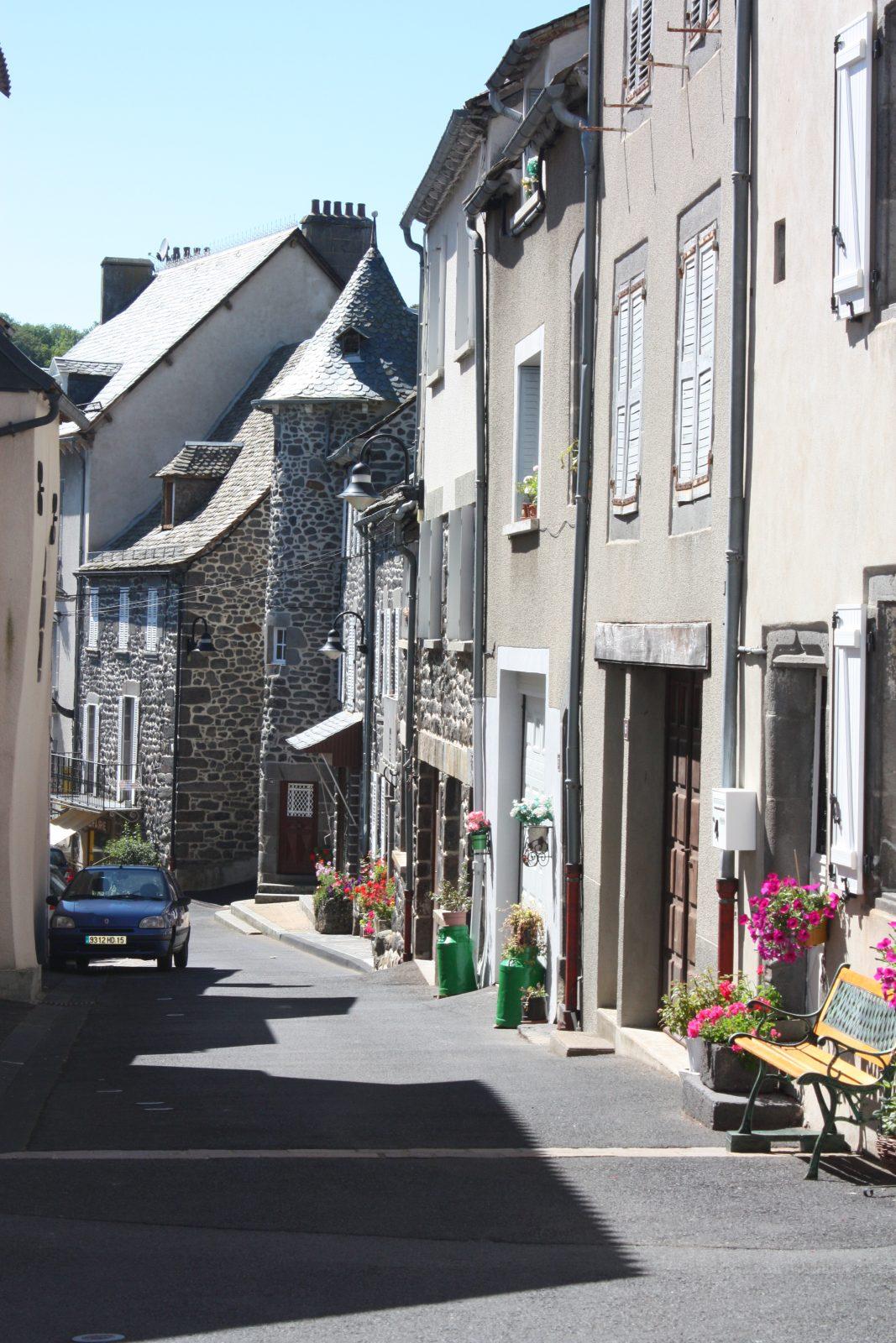 Pierrefort, a mountain market town-6