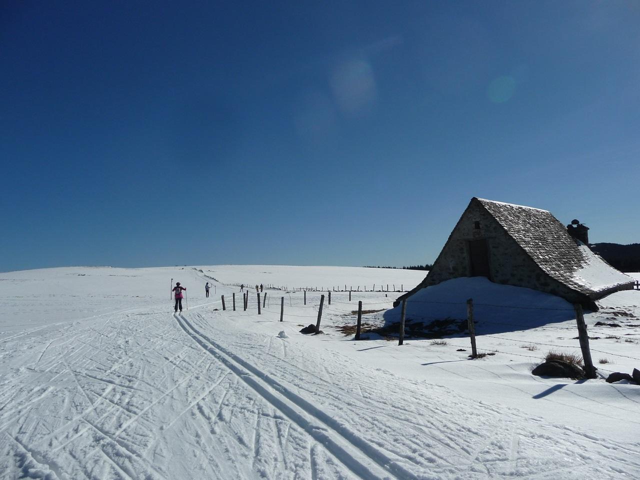 Saint-Urcize ski resort-3
