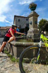 Grand Tour VTT, Ruynes en Margeride