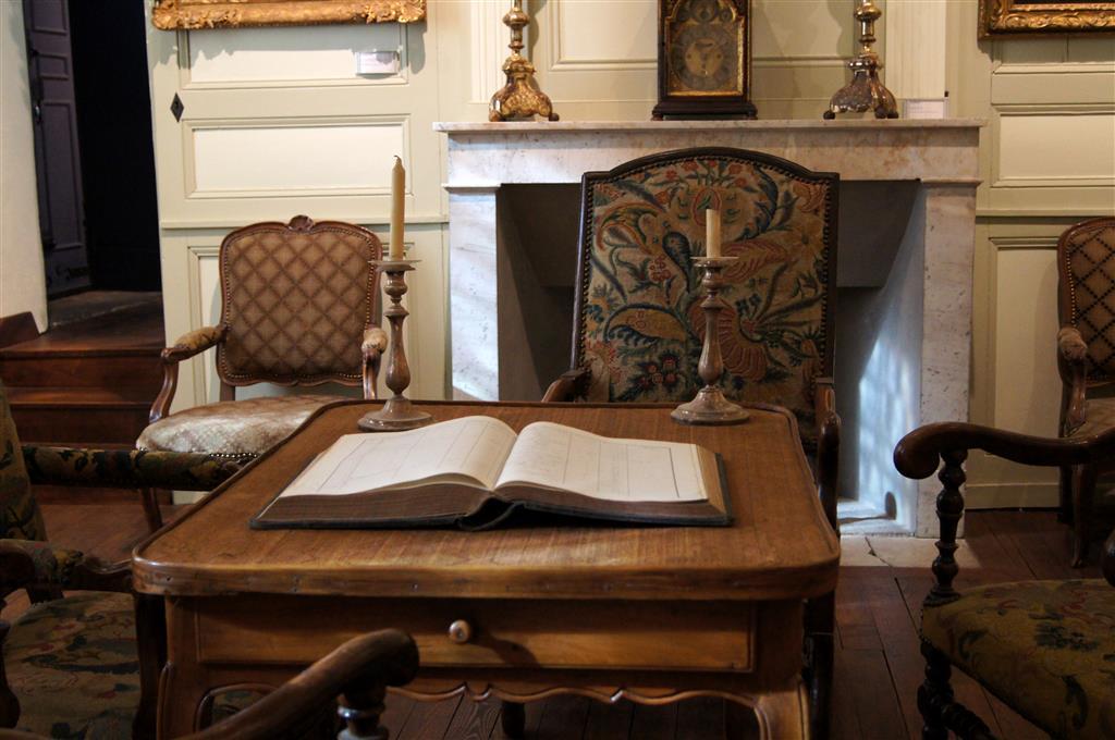 Kunst- en geschiedenismuseum Alfred-Douët, huis van de consul-8