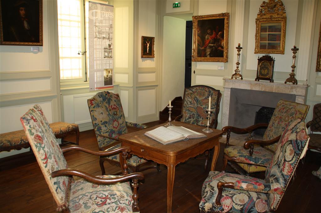 Kunst- en geschiedenismuseum Alfred-Douët, huis van de consul-12