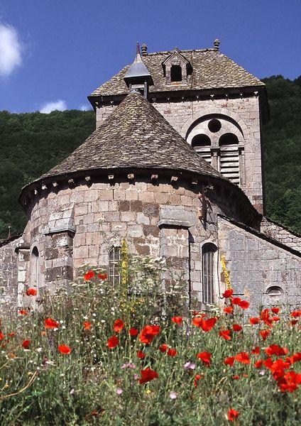 Kerk van Brezons-1