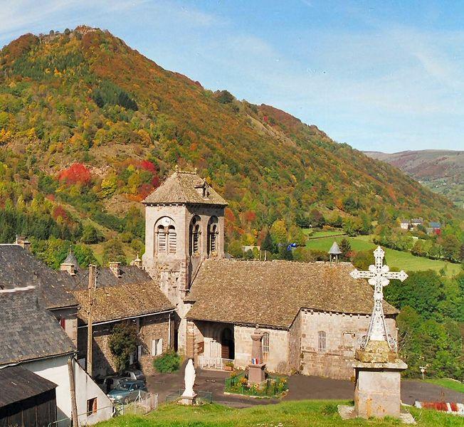 Kerk van Brezons-5