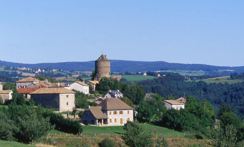 Village de Ruynes en Margeride-4