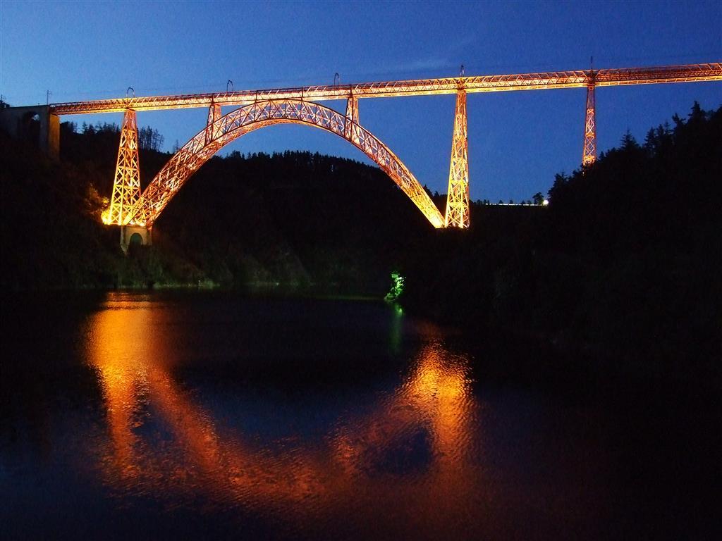 Het viaduct van Garabit, oeuvre van Eiffel-4