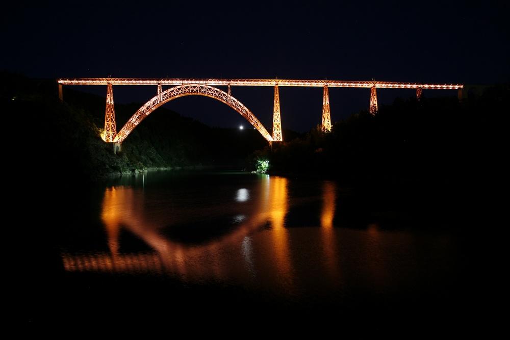 Het viaduct van Garabit, oeuvre van Eiffel-5