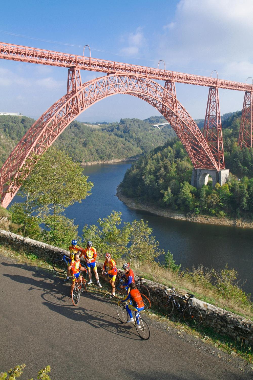 Het viaduct van Garabit, oeuvre van Eiffel-7
