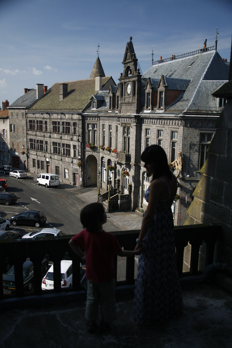 St-Flour, historische en middeleeuwse stad-2