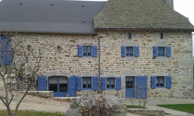 Chalmeton Agnès – Chambres d'hôtes-1