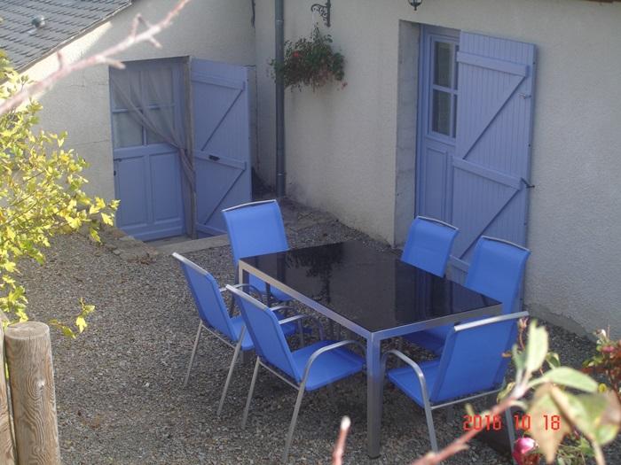 Chalmeton Agnès – Chambres d'hôtes-8