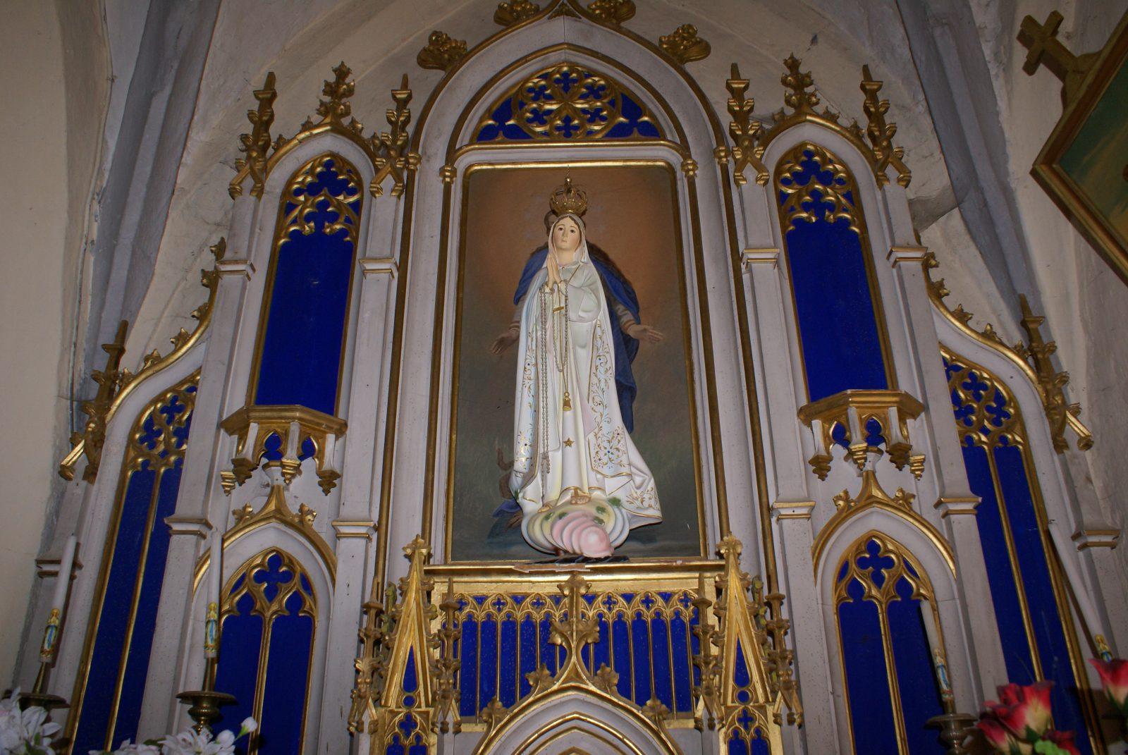 Maria-Kerk in Sainte-Marie-2