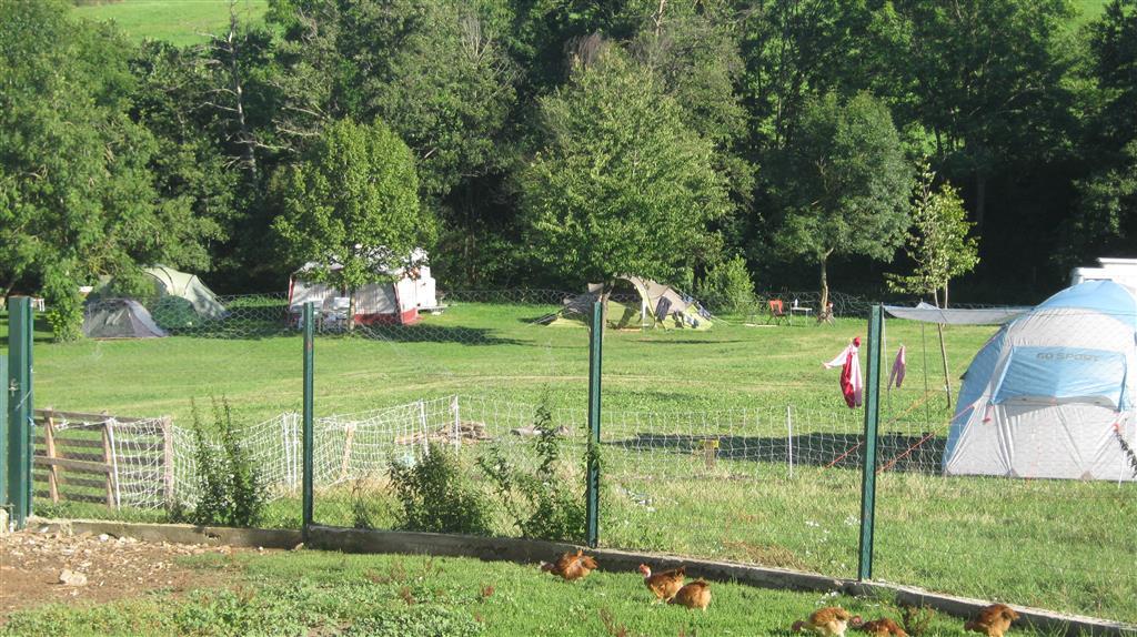 Ferme Le Ruisselet Camping à la ferme-2