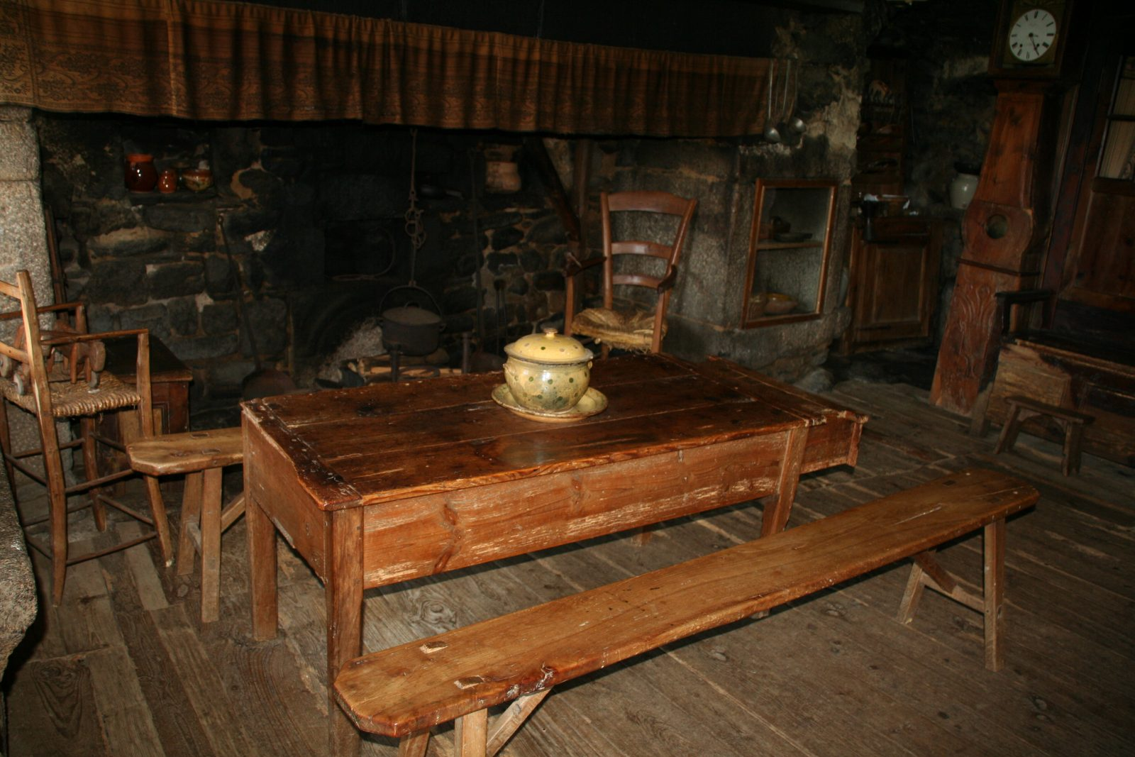 Ferme de Pierre Allègre – Ecomusée de Margeride-3