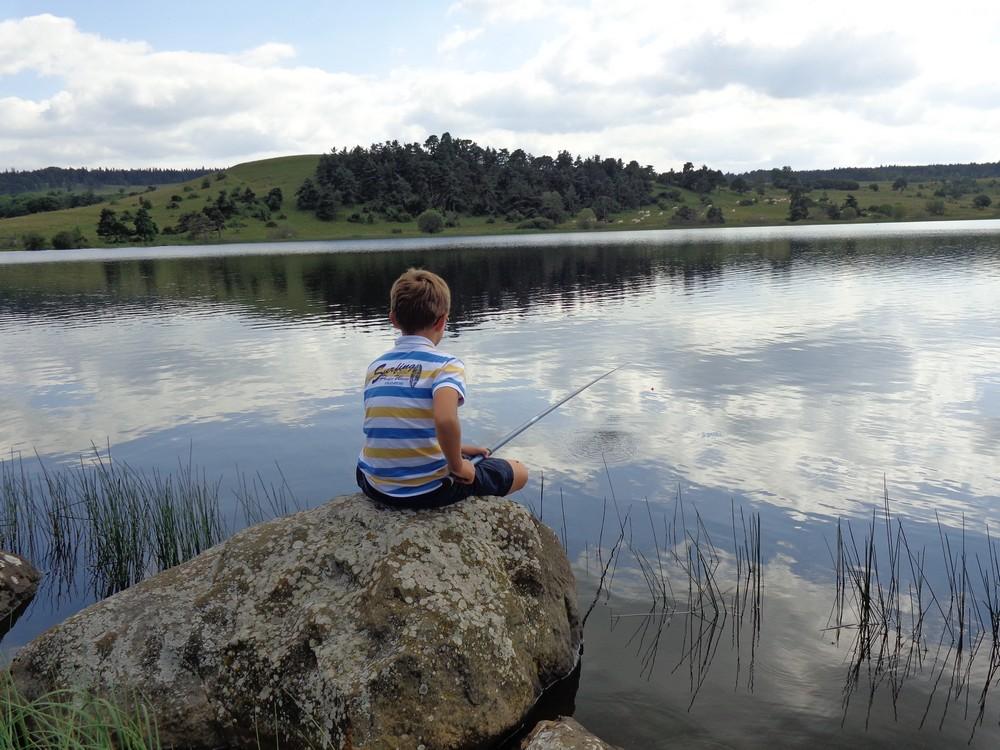 Étang de pêche de Montrozier-2