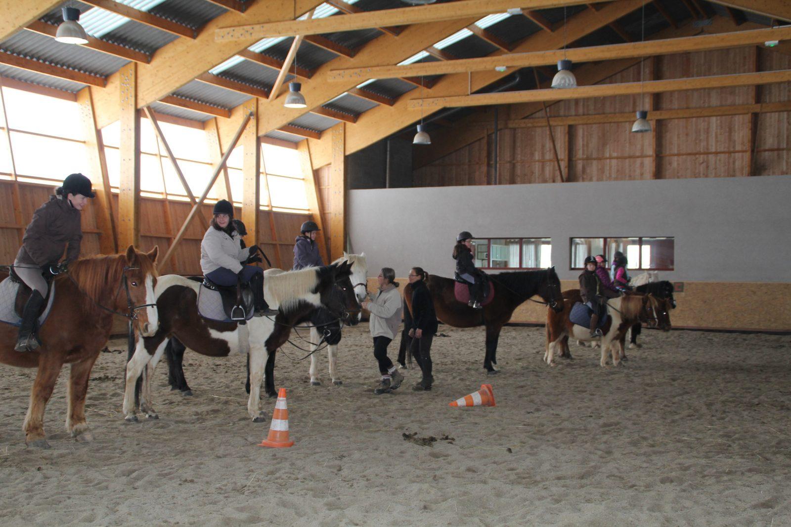Centre Equestre de Chabridet-1