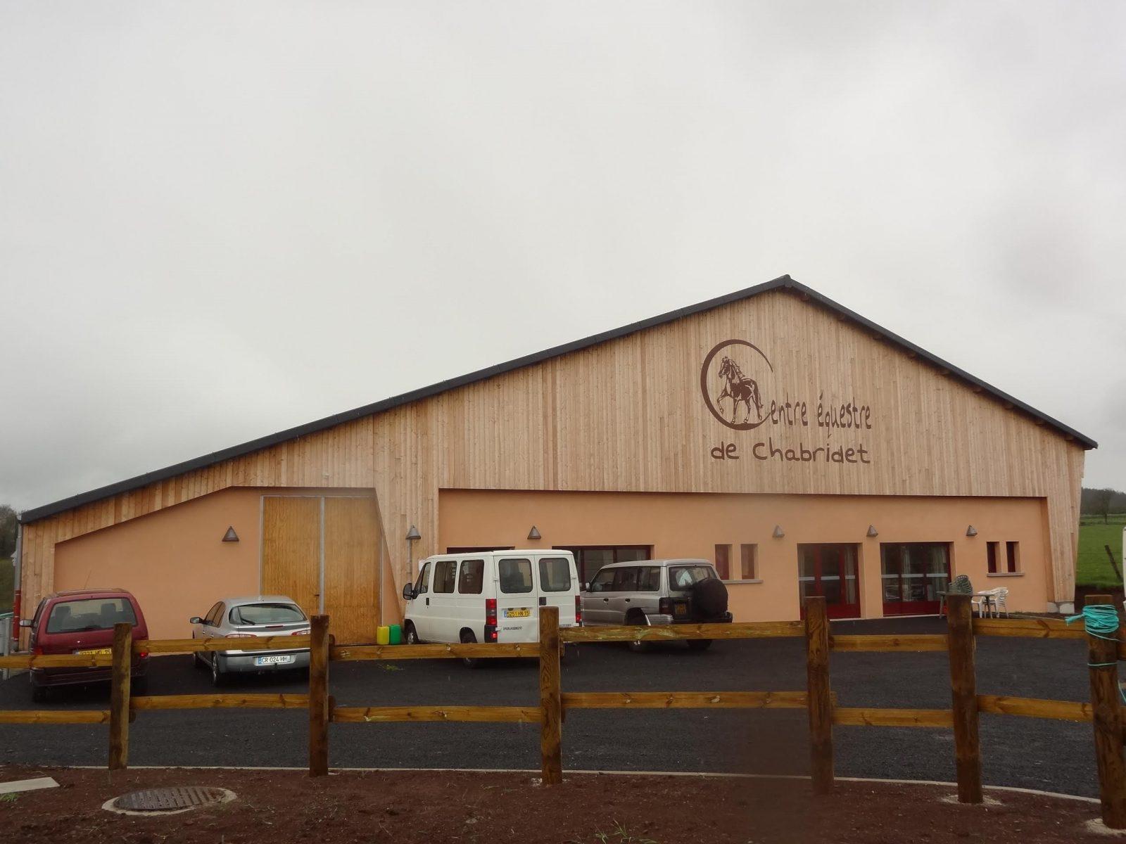 Centre Equestre de Chabridet-2