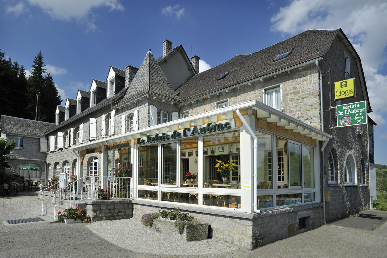 Restaurant Le Relais de l'Aubrac-2