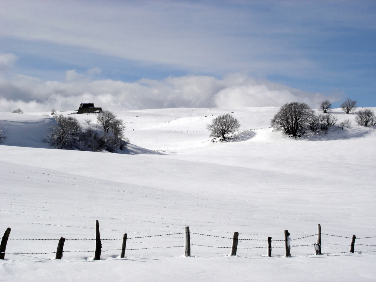 Station de sports d'hiver de Saint-Urcize-9