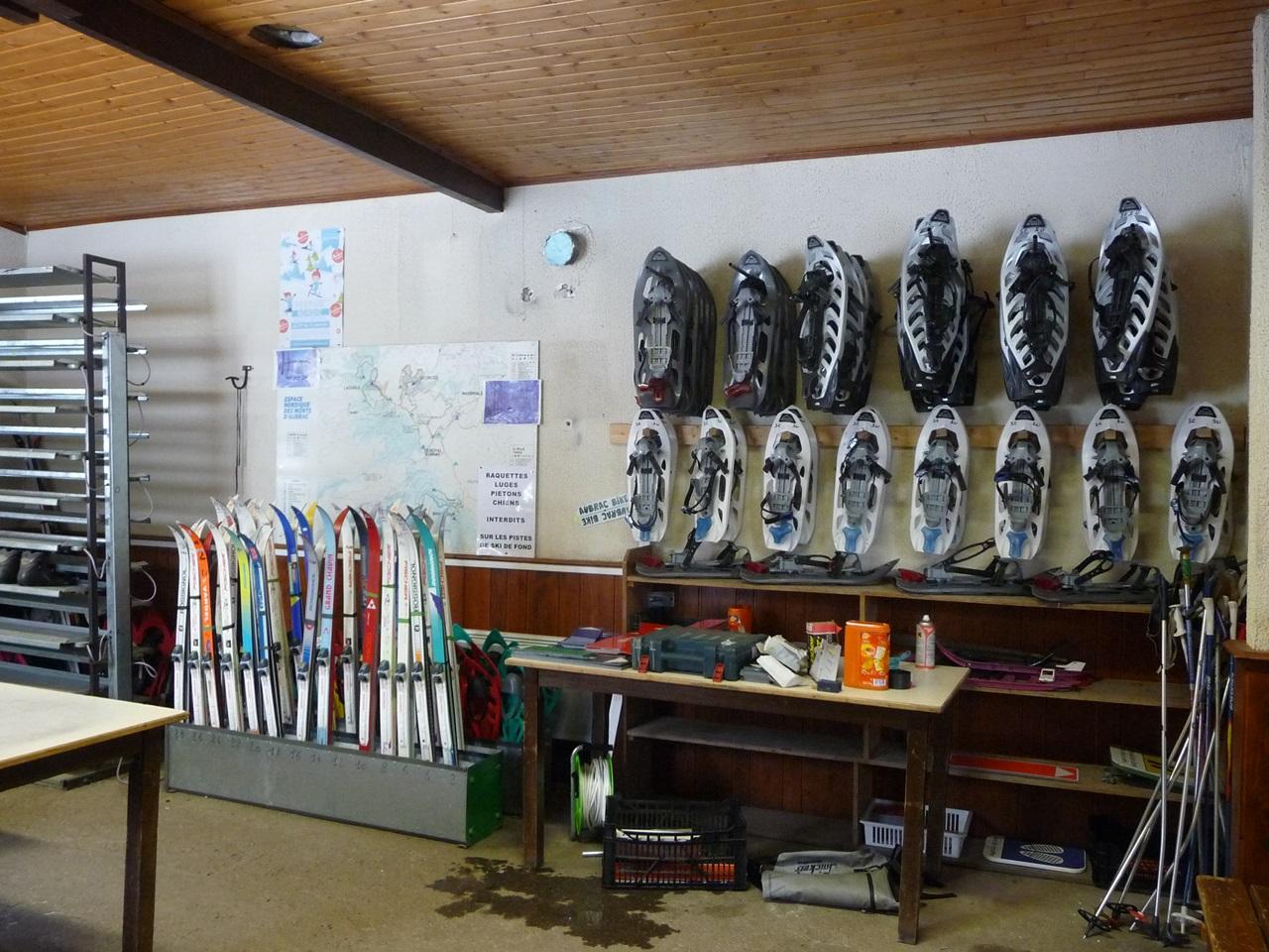Station de sports d'hiver de Saint-Urcize-12