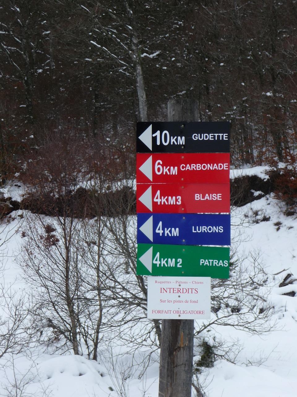 Station de sports d'hiver de Saint-Urcize-13