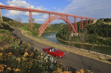 garabit rally 6 bridges Unesco